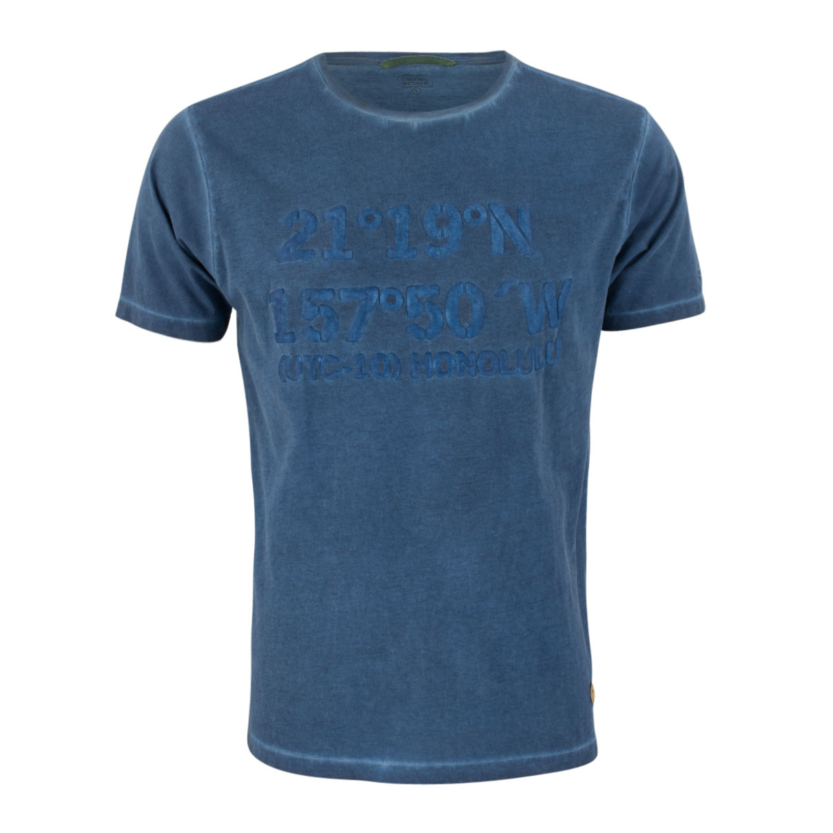 T shirt fitted print von camel active online kaufen for T shirt printing stonecrest mall