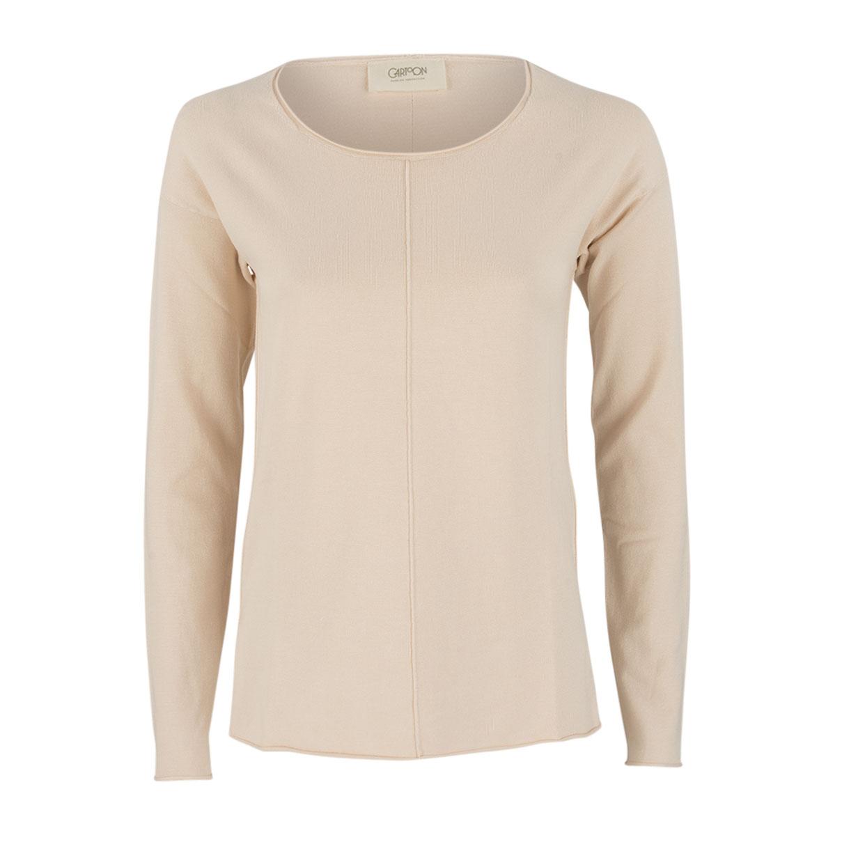 Pullover - Regular Fit - Teilungsnaht