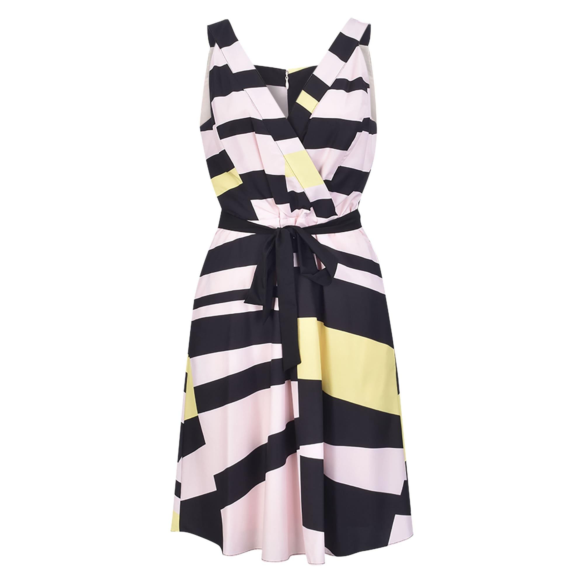 Sommerkleid Regular Fit Colorblocking Online Im Shop Bei Meinfischer De Kaufen Mein Fischer