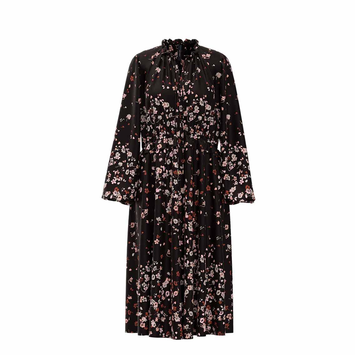 Kleid   Comfort Fit   Muster