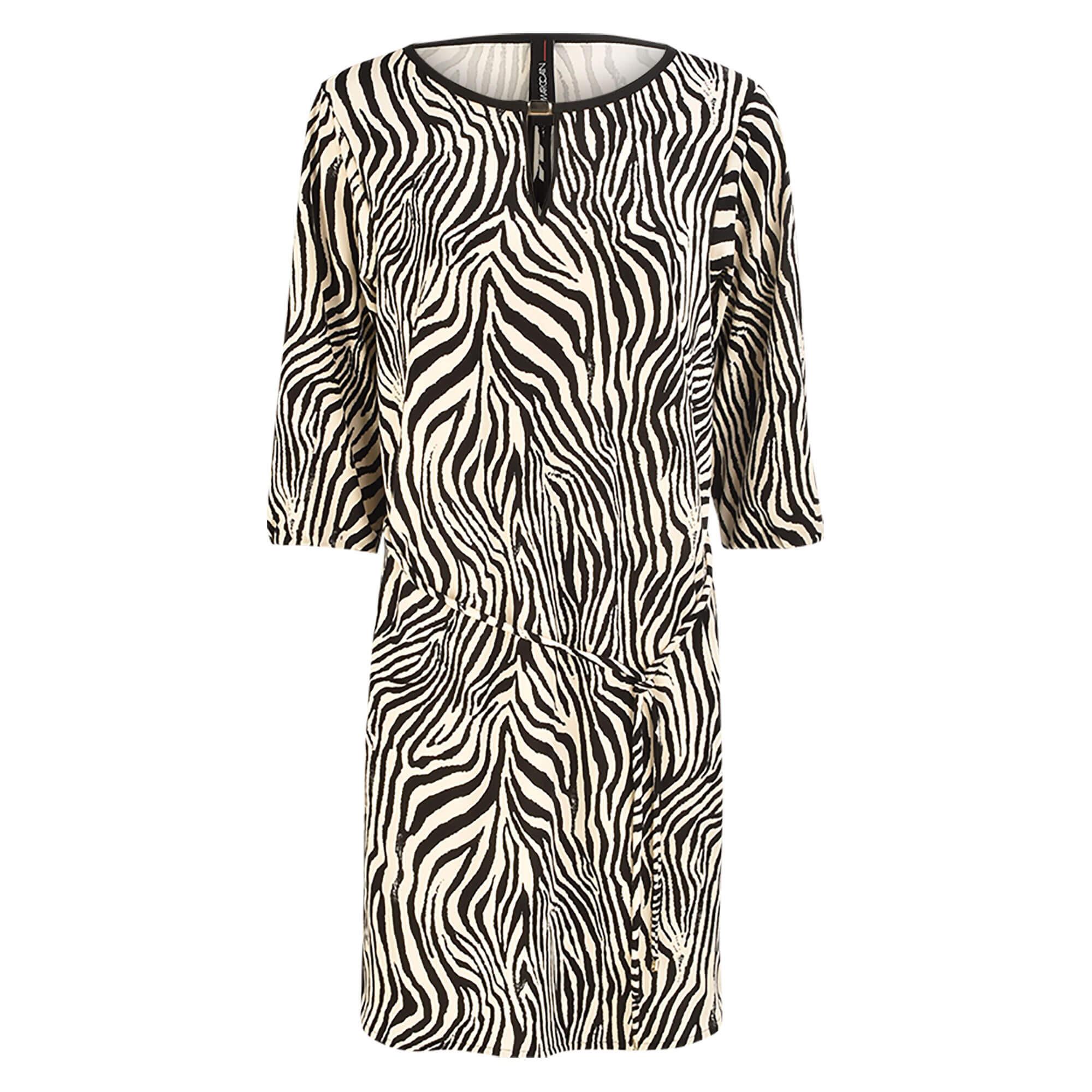 Kleid   Regular Fit   Animalprint