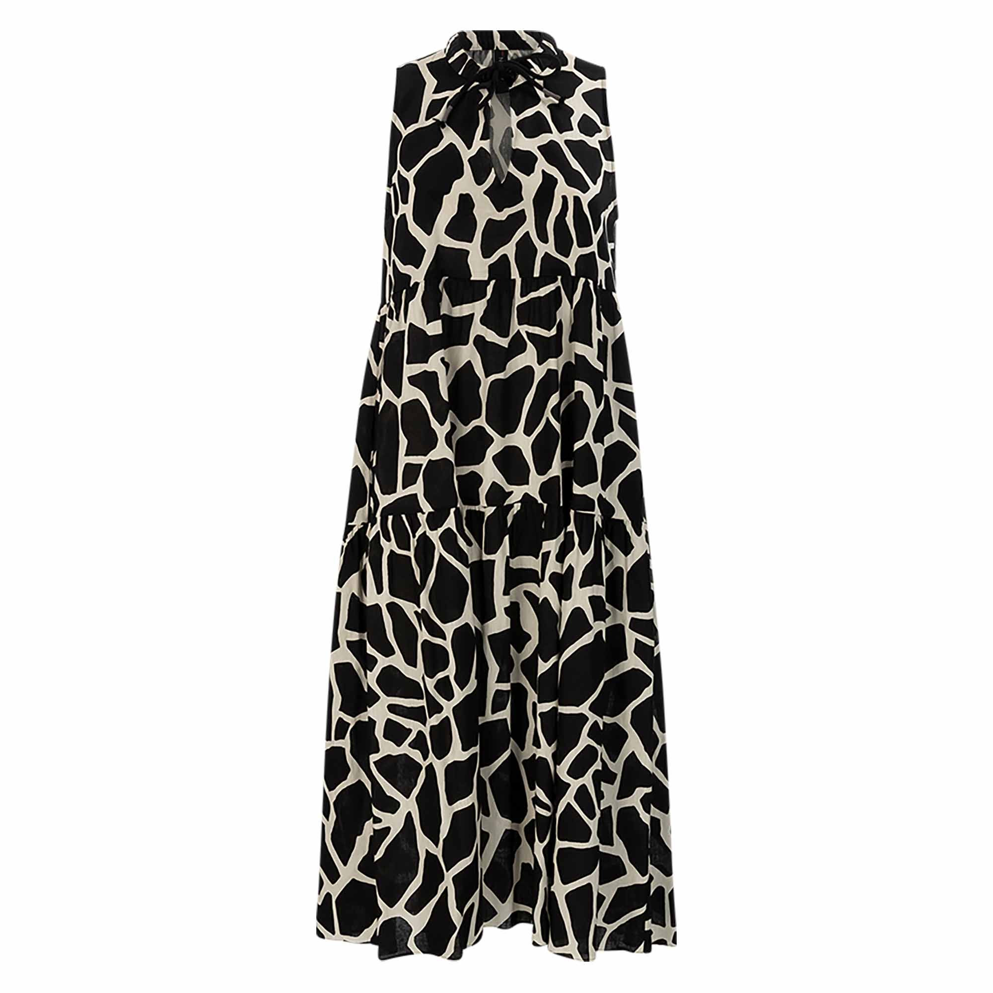 Kleid   Loose Fit   Animalprint online im Shop bei meinfischer.de ...
