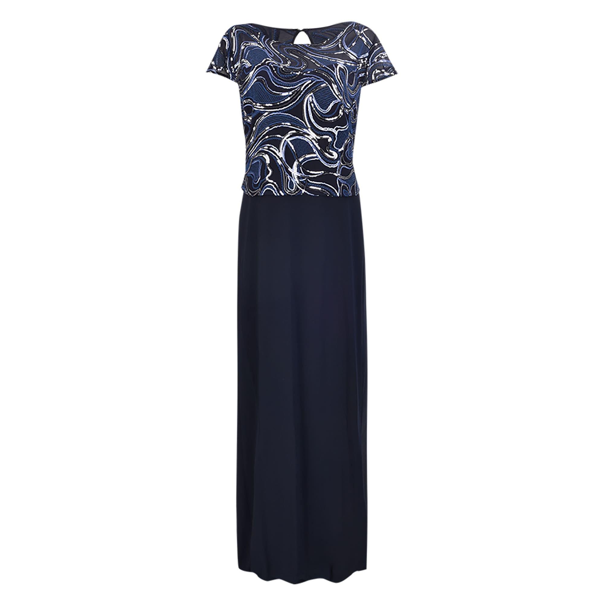 Kleid   Regular Fit   Pailletten