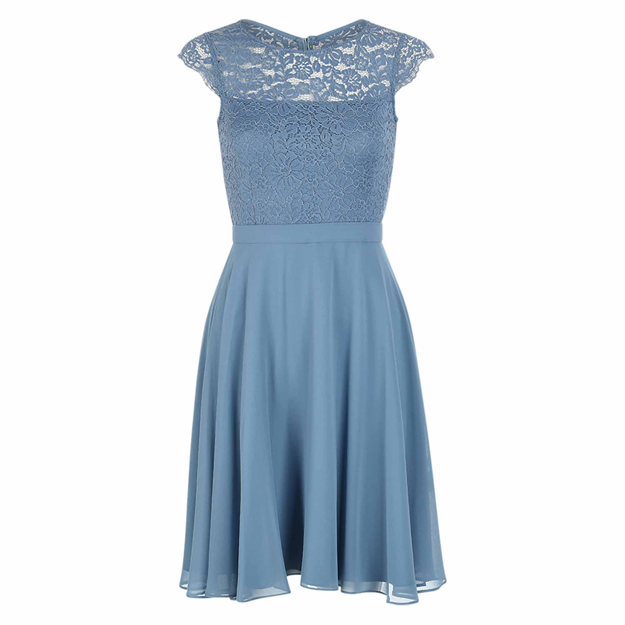 Kleid   Regular Fit   Spitze