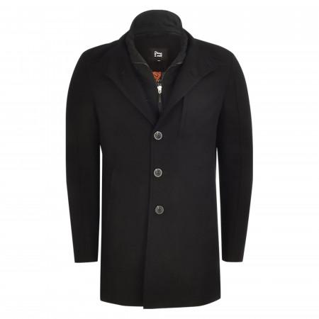 SALE % | 8 days a week | Mantel  - Regular Fit - Wolle | Schwarz online im Shop bei meinfischer.de kaufen