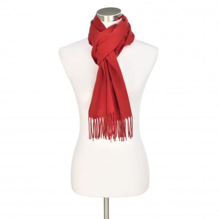 SALE % | 8 days a week | Schal - Muster | Rot online im Shop bei meinfischer.de kaufen