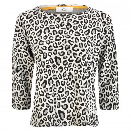 SALE % | 8 days a week | Sweatshirt - Loose Fit - 3/4-Arm | Grau online im Shop bei meinfischer.de kaufen