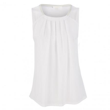 SALE % | Airfield | Shirt - Regular Fit - Crewneck | Weiß online im Shop bei meinfischer.de kaufen