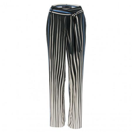 SALE %   Airfield   Hose - Comfort Fit - Stripes   Schwarz online im Shop bei meinfischer.de kaufen