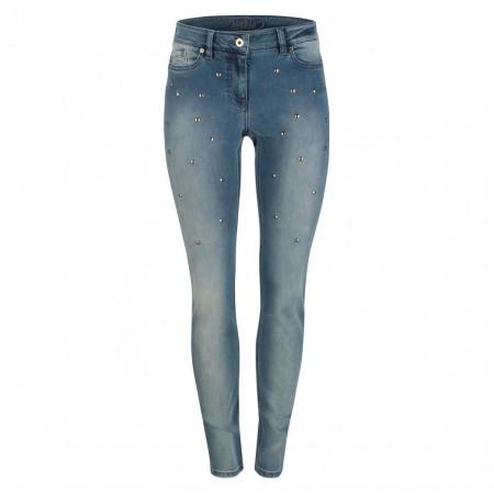 SALE % | Airfield | Jeans - Slim Fit - Puri | Blau online im Shop bei meinfischer.de kaufen