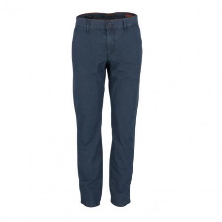 SALE % | Alberto | Chino - LOU-J - Regular Slim Fit | Blau online im Shop bei meinfischer.de kaufen