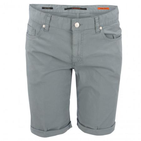 SALE % | Alberto | Chinoshorts - Modern Fit - 5 Pocket | Blau online im Shop bei meinfischer.de kaufen