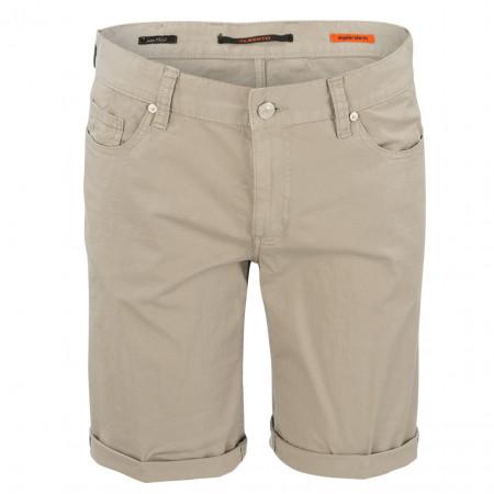 SALE % | Alberto | Chinoshorts - Modern Fit - 5 Pocket | Grau online im Shop bei meinfischer.de kaufen