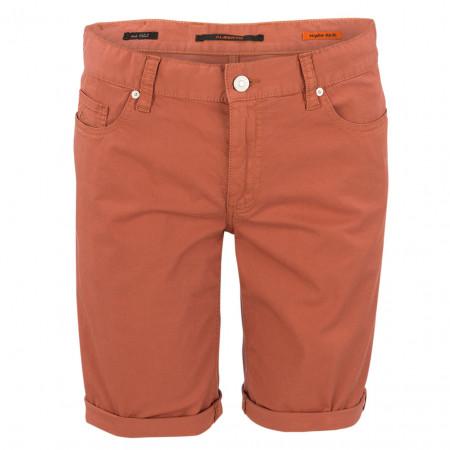 SALE % | Alberto | Chinoshorts - Modern Fit - 5 Pocket | Orange online im Shop bei meinfischer.de kaufen
