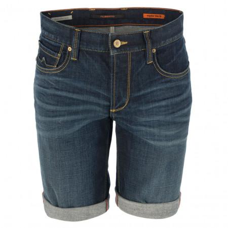SALE % | Alberto | Denimshorts - Regular Fit - 5 Pocket | Blau online im Shop bei meinfischer.de kaufen