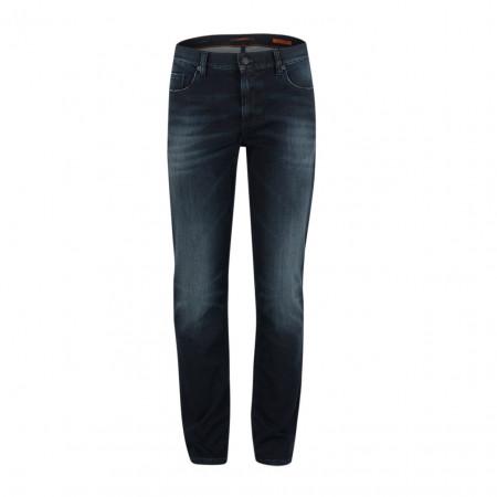 SALE % | Alberto | Jeans - Slim Fit - 5 Pocket | Blau online im Shop bei meinfischer.de kaufen