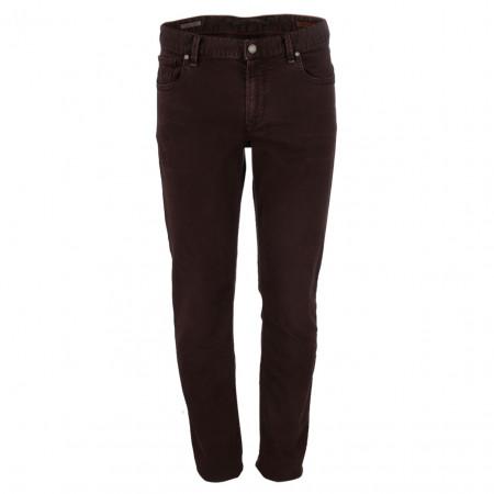 SALE % | Alberto | Jeans - Regular Fit - 5 Pocket | Rot online im Shop bei meinfischer.de kaufen