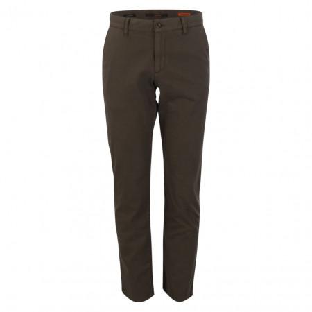 SALE % | Alberto | Jeans - Slim Fit - Minicheck | Braun online im Shop bei meinfischer.de kaufen