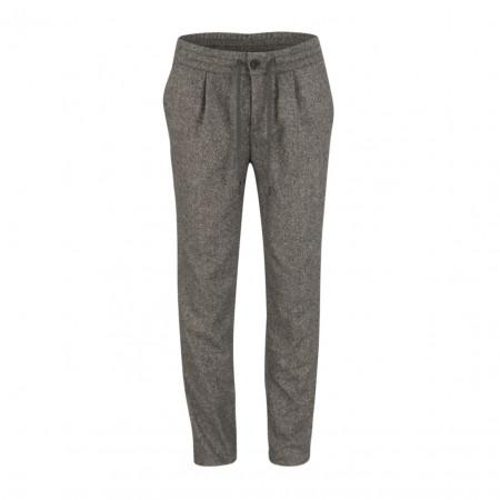 SALE % | Alberto | Joggpants - Tapered Leg - Woll-Mix | Grau online im Shop bei meinfischer.de kaufen