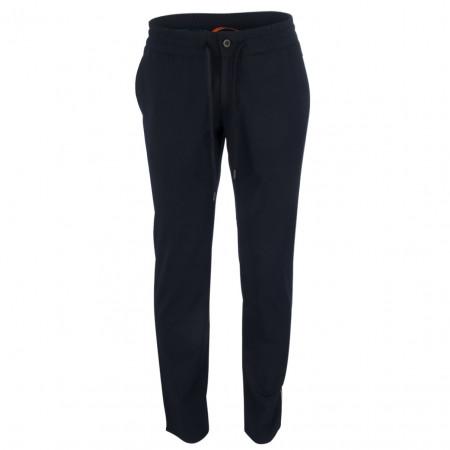SALE % | Alberto | Joggpants - Straight Fit - Galonstreifen | Blau online im Shop bei meinfischer.de kaufen