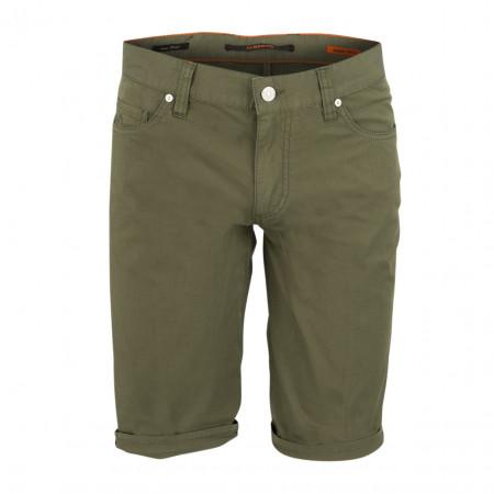 SALE % | Boss Casual | Shorts - PIPE-K - Slim Fit | Grün online im Shop bei meinfischer.de kaufen