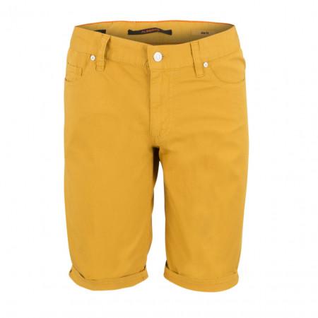 SALE % | Boss Casual | Shorts - PIPE-K - Slim Fit | Gelb online im Shop bei meinfischer.de kaufen