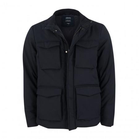 SALE % | Armani Jeans | Daunenjacke - Regular Fit - Stehkragen | Schwarz online im Shop bei meinfischer.de kaufen