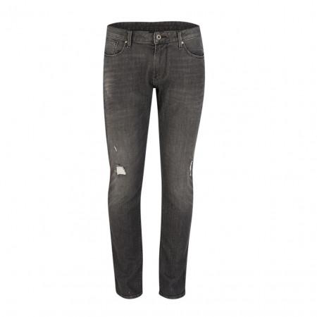 SALE %   Armani Jeans   Jeans - Slim Fit - 5 Pocket   Grau online im Shop bei meinfischer.de kaufen