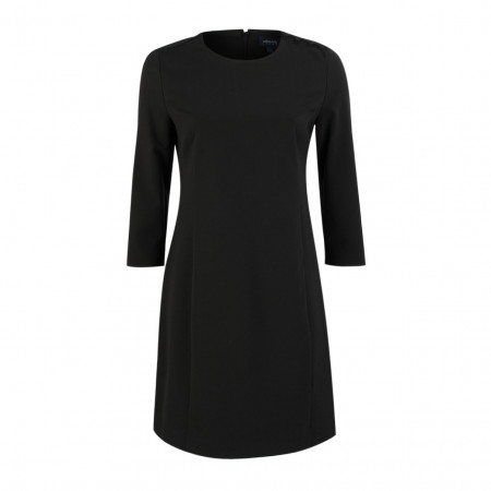 SALE %   Boss Casual   Kleid - fitted - A-Linie   Schwarz online im Shop bei meinfischer.de kaufen