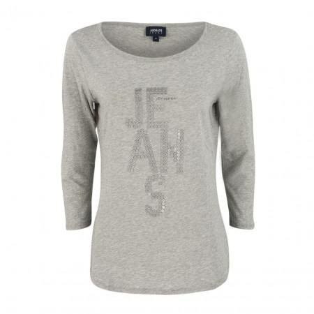SALE % | Boss Casual | Shirt  -Regular Fit - Pailletten | Grau online im Shop bei meinfischer.de kaufen
