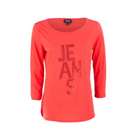 SALE %   Boss Casual   Shirt  -Regular Fit - Pailletten   Rot online im Shop bei meinfischer.de kaufen