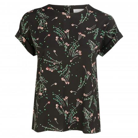 SALE % | ArmedAngels | T-Shirt - Regular Fit - Print | Schwarz online im Shop bei meinfischer.de kaufen