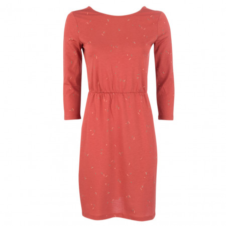 SALE % | ArmedAngels | Kleid - fitted - 3/4-Arm | Orange online im Shop bei meinfischer.de kaufen