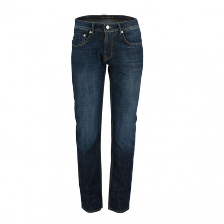 SALE % | Boss Casual | Jeans - Regular Fit - 5 Pocket | Blau online im Shop bei meinfischer.de kaufen