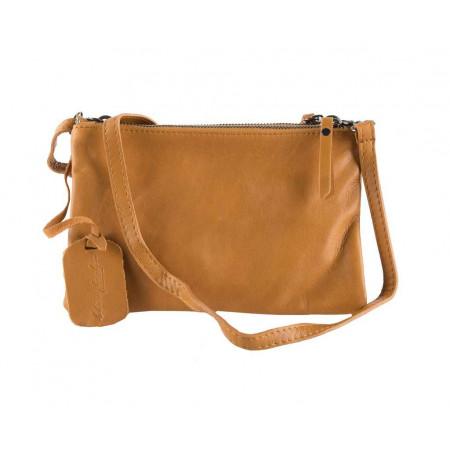 SALE % | blingberlin | Lana Doppel Envelope Clutch | Braun online im Shop bei meinfischer.de kaufen