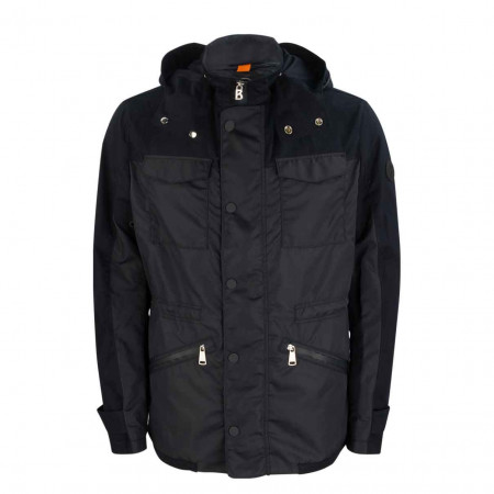 SALE % | Bogner | Jacke - Regular Fit - Outdoor | Schwarz online im Shop bei meinfischer.de kaufen