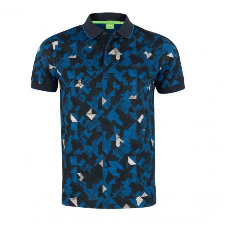 SALE %   Boss Casual   Poloshirt - Paule 2 - Slim Fit   Blau online im Shop bei meinfischer.de kaufen