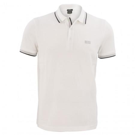 SALE % | Boss Athleisure | Poloshirt - Regular Fit - weiss | Weiß online im Shop bei meinfischer.de kaufen