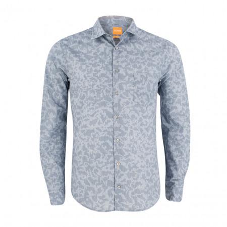 SALE %   Boss Casual   Freizeithemd - Epop - Slim Fit   Blau online im Shop bei meinfischer.de kaufen