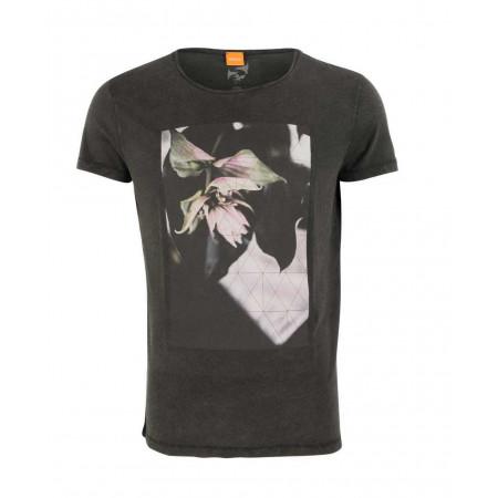 SALE % | Boss Casual | T-Shirt - Torvind 1- Slim Fit | Grau online im Shop bei meinfischer.de kaufen