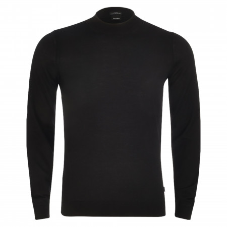 SALE % | Boss Athleisure | Pullover - Slim Fit - Bjarno | Schwarz online im Shop bei meinfischer.de kaufen