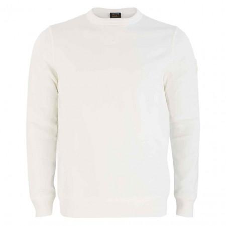 SALE % | Boss Casual | Sweater - Regular Fit - Walkup | Weiß online im Shop bei meinfischer.de kaufen
