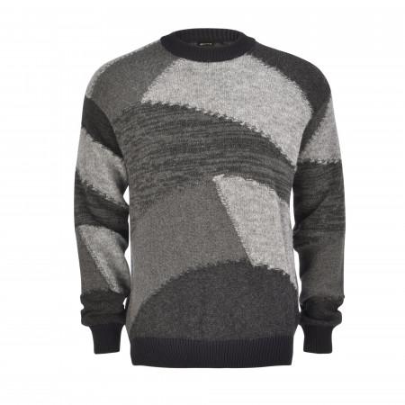 SALE % | Boss Casual | Pullover - Awils - Woll-Mix | Grau online im Shop bei meinfischer.de kaufen
