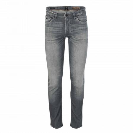 SALE %   Boss Casual   Jeans - Slim Fit - Delaware   Grau online im Shop bei meinfischer.de kaufen
