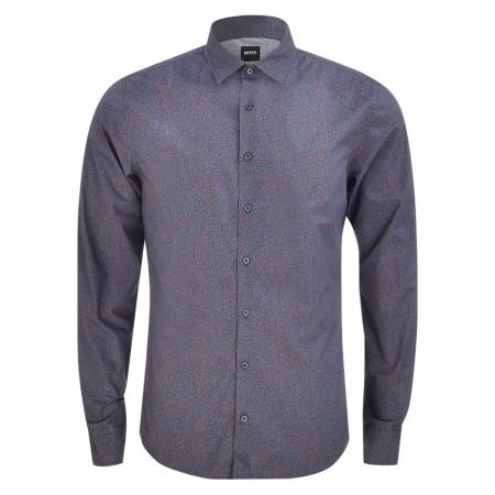 SALE % | Boss Casual | Hemd - Slim Fit - Mypop | Blau online im Shop bei meinfischer.de kaufen