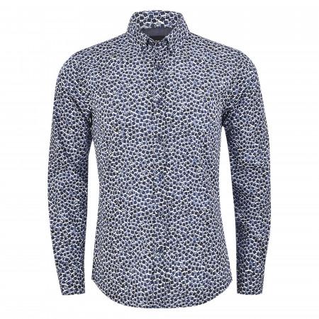 SALE % | Boss Casual | Hemd - Slim Fit - Mabsoot | Blau online im Shop bei meinfischer.de kaufen