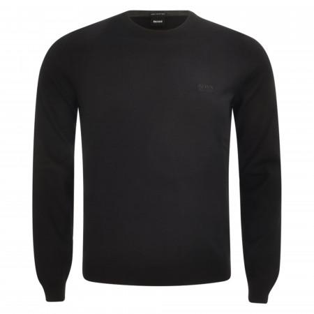 SALE % | Boss Business | Pullover - Regular Fit - Botto-L | Schwarz online im Shop bei meinfischer.de kaufen