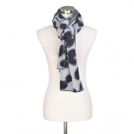 SALE %   Boss Casual   Schal - Muster   Blau online im Shop bei meinfischer.de kaufen