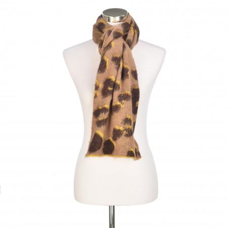 SALE % | Boss Casual | Schal - Muster | Beige online im Shop bei meinfischer.de kaufen