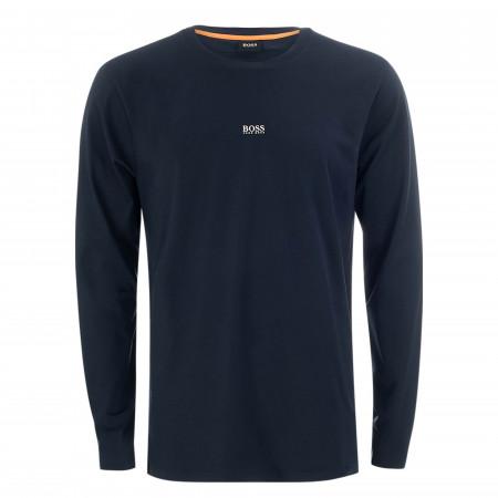 SALE % | Boss Casual | T-Shirt - Regular Fit - TChark | Blau online im Shop bei meinfischer.de kaufen